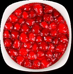 Тирольский пирог — Клубничный