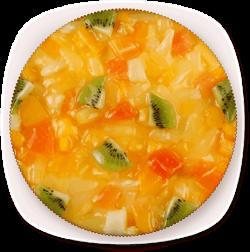 Тирольский пирог — Йогурт-тропик
