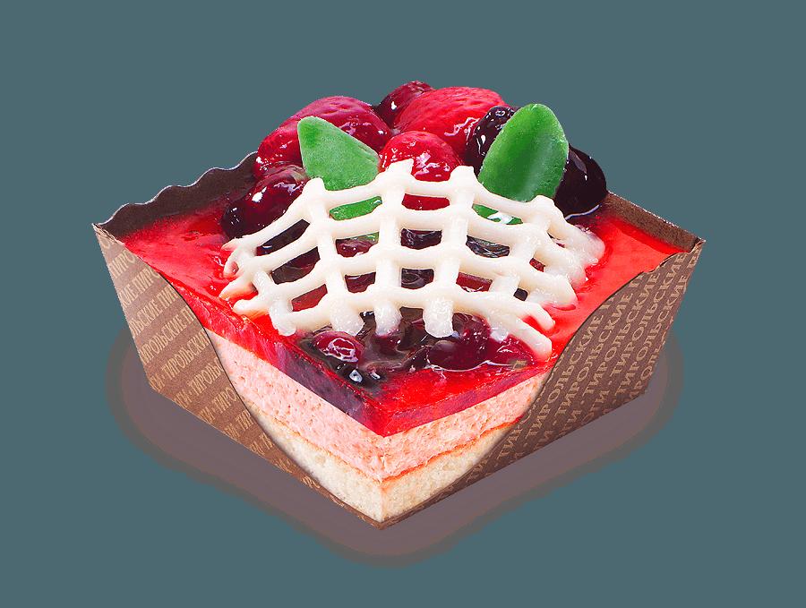 рецепт тирольских пирожных